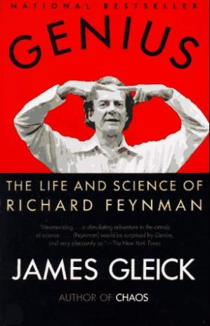 غلاف الكتاب Genius: The Life and Science of Richard Feynman