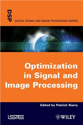 Book cover Optimization in Signal and Image Processing