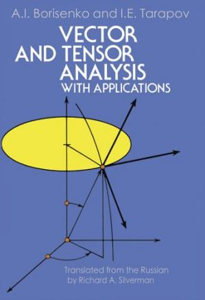 Book cover Vector and Tensor Analysis with Applications
