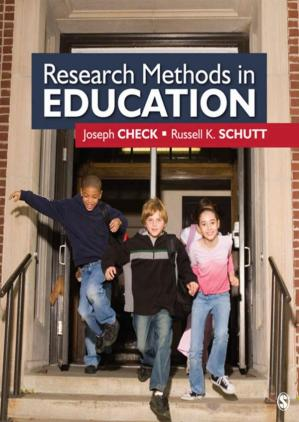 Book cover Research Methods in Education