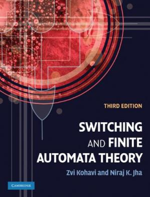 Book cover Switching and Finite Automata Theory