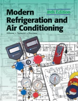 Book cover Modern Refrigeration and Air Conditioning