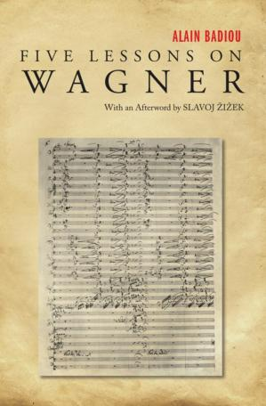 Book cover Five Lessons on Wagner