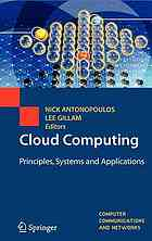 Book cover Cloud Computing: Principles, Systems and Applications