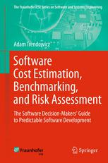 书籍封面 Software Cost Estimation, Benchmarking, and Risk Assessment: The Software Decision-Makers' Guide to Predictable Software Development
