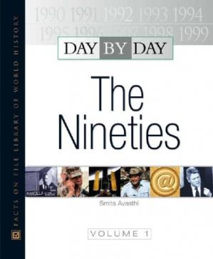 Copertina Day by Day: The Nineties