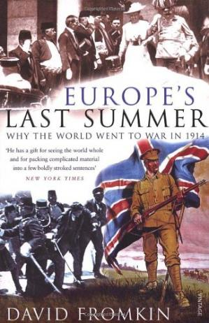 Portada del libro Europe's Last Summer: Why the World Went to War in 1914