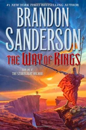 Buchdeckel The Way of Kings (The Stormlight Archive 1)