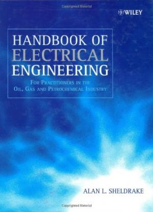 Portada del libro Handbook of electrical engineering: for practitioners in the oil, gas, and petrochemical industry
