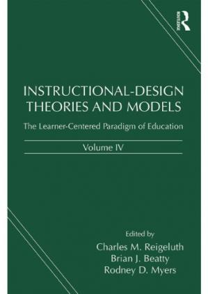 Book cover Instructional-design theories and models, Volume IV: The learner-centered paradigm of education