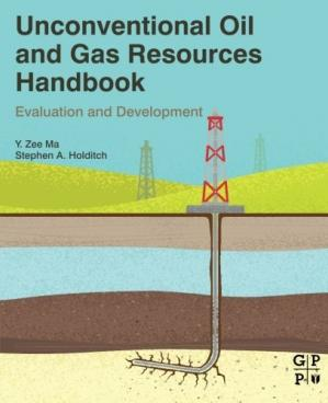 Okładka książki Unconventional oil and gas resources handbook : evaluation and development