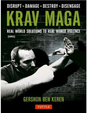 Buchdeckel Krav Maga: Real World Solutions to Real World Violence