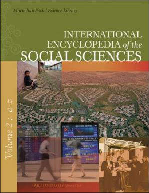 Book cover International Encyclopedia of the Social Sciences