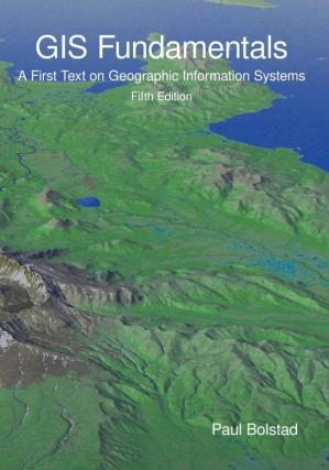 Book cover GIS Fundamentals: A First Text on Geographic Information Systems