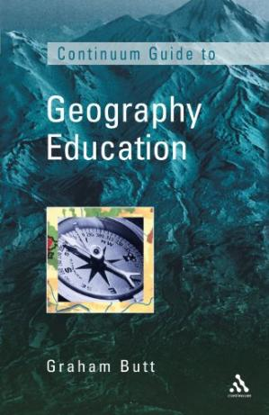 Book cover Continuum Guide to Geographical Education