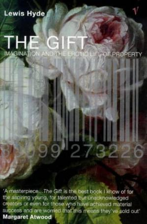 Portada del libro The Gift: Imagination and the Erotic Life of Property