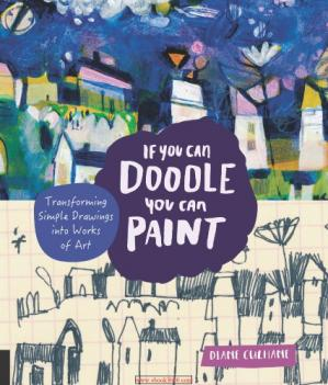 Обложка книги If You Can Doodle, You Can Paint