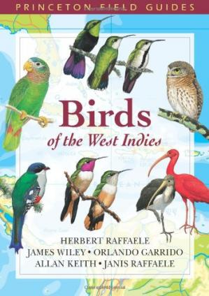Copertina Birds of the West Indies (Princeton Field Guides)