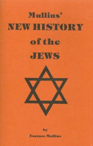Book cover Mullins' New History of the Jews