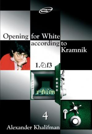 Book cover Opening for White according to Kramnik 1.Nf3, Volume 4 (Repertoire Books)