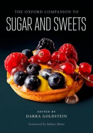 Couverture du livre The Oxford Companion to Sugar and Sweets