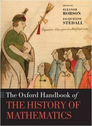 Book cover The Oxford handbook of the history of mathematics