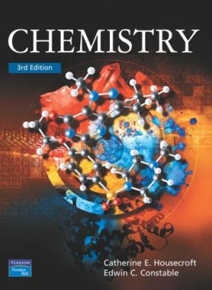 Book cover Chemistry: An Introduction to Organic, Inorganic & Physical Chemistry