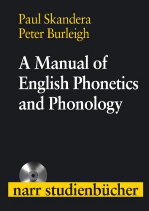 Book cover A Manual of English Phonetics and Phonology: Twelve Lessons with an Integrated Course in Phonetic Transcription
