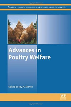 Copertina Advances in Poultry Welfare