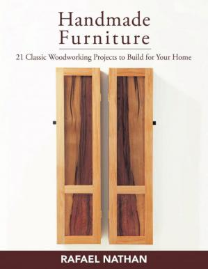 Book cover Handmade Furniture: 21 Classic Woodworking Projects to Build for Your Home