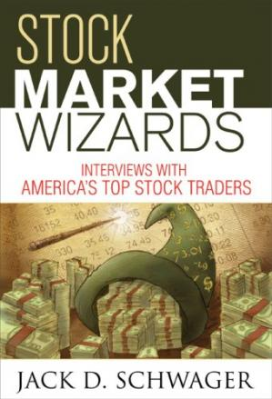 Book cover Stock Market Wizards