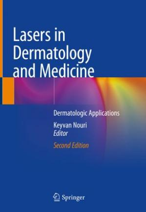 Обкладинка книги Lasers in Dermatology and Medicine: Dermatologic Applications