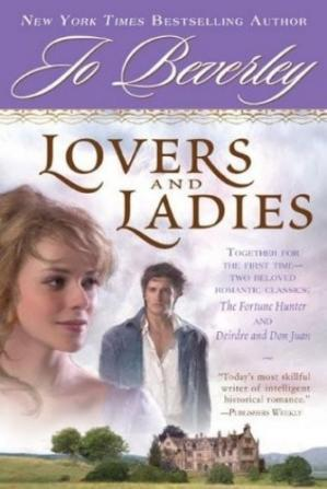 Couverture du livre Lovers and Ladies