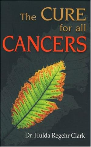 A capa do livro Cures for All Cancers
