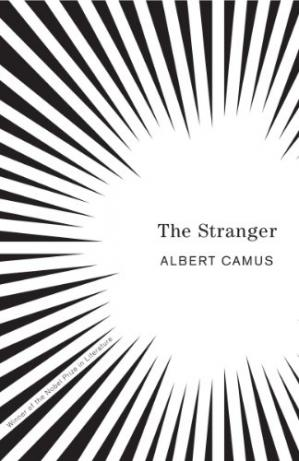 Book cover The Stranger