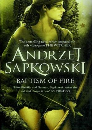 Book cover Baptism of Fire