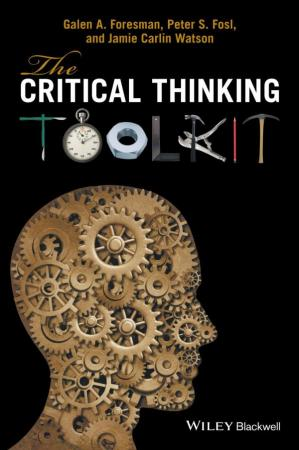 Book cover The Critical Thinking Toolkit