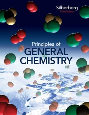 Обкладинка книги Principles of General Chemistry