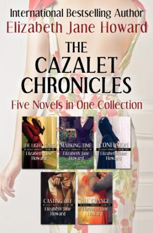 Book cover The Cazalet Chronicles Collection