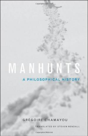 Book cover Manhunts: A Philosophical History