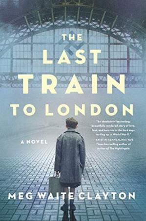 Book cover The Last Train to London