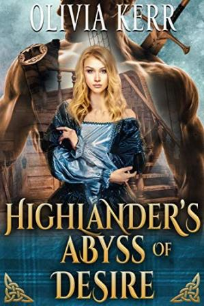 Обложка книги Highlander's Abyss of Desire