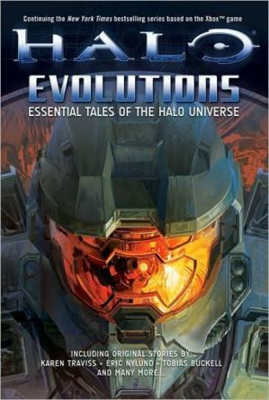 Sampul buku Halo: Evolutions - Essential Tales of the Halo Universe
