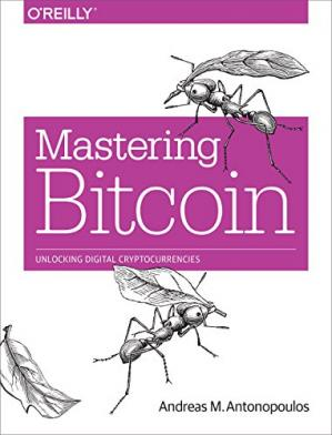 Book cover Mastering Bitcoin Open Edition
