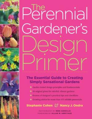 Sampul buku The Perennial Gardener's Design Primer