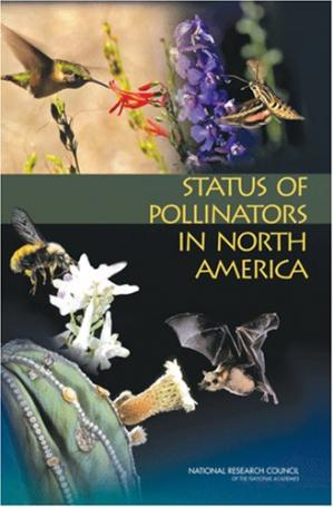 Couverture du livre Status of Pollinators in North America