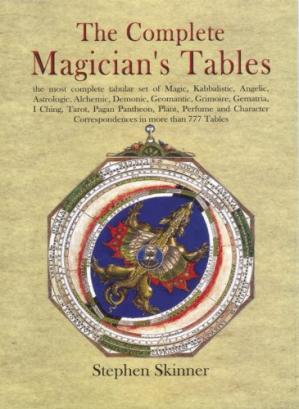 Book cover The Complete Magician's Tables