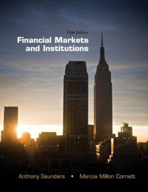 Book cover Financial Markets and Institutions