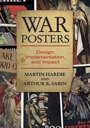 Book cover War Posters: Design, Implementation, and Impact