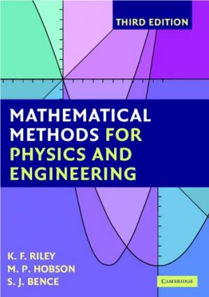 Okładka książki Mathematical methods for physics and engineering